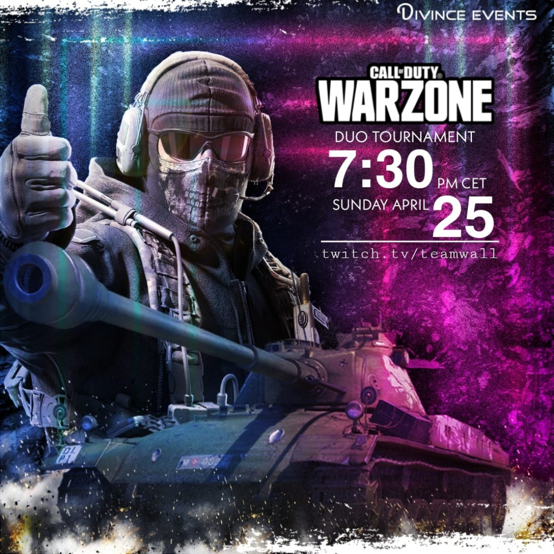 Call of Duty: Warzone private match DUO tournament