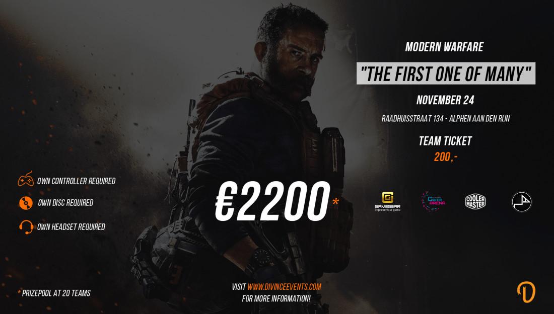 Call of Duty: Modern Warfare 24 November