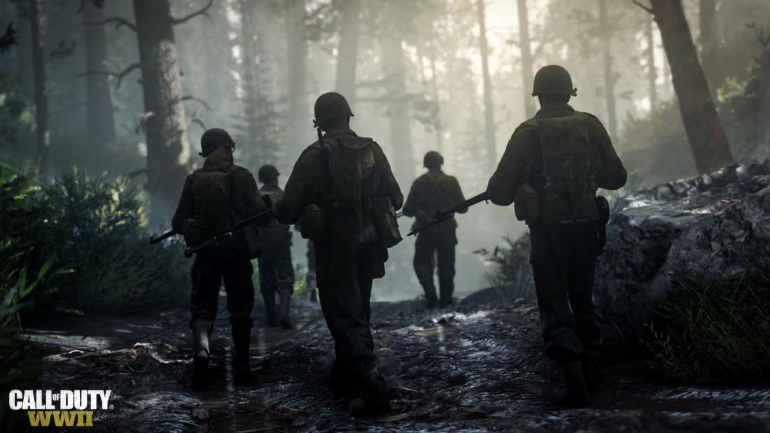 Call of Duty: World War 2 - 4 vs 4 Variant